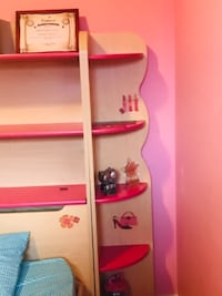 Girls pink branded furniture!