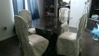 Dining Table/ Chairs El Paso, 79928