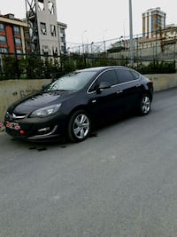 Opel - Astra - 2012 Istanbul