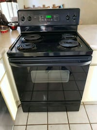 Range - new burners and pans w microwave incl too! Tucson, 85719