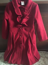 Red Kids Coat Kitchener