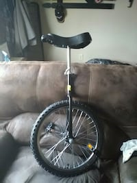 black unicycle Clarksville, 37040