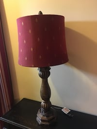 brown and black table lamp Lake Worth, 33467