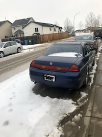 2001 Honda Accord Calgary
