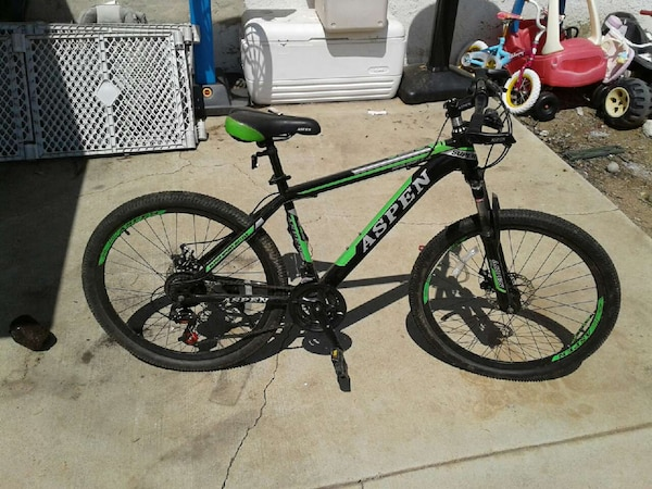 Used Aspen Mountain Bike For Sale In Norco Letgo