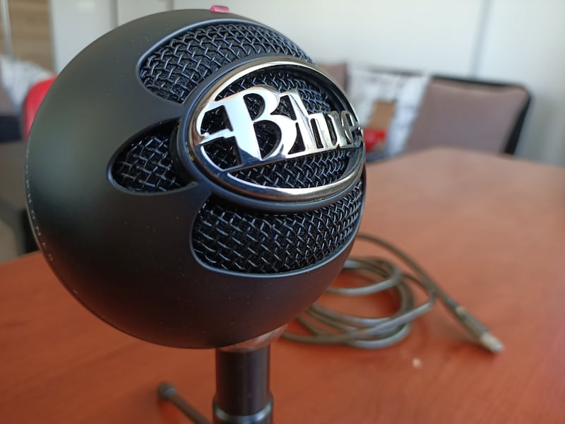 Blue Snowball İce 5