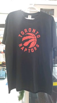 Raptors shirt size large black  Ajax, L1S 3V4