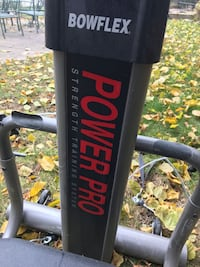 BOWFLEX. .... Get in shape this winter   Toronto, M9R 3A7