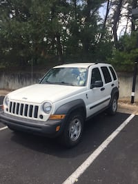 LOW Miles! 2007 Jeep Liberty Alexandria, 22310