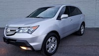 2008 Acura MDX SH AWD w/Power Tailgate w/Tech 4dr SUV and Technology Package AURORA