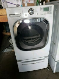 LG gas dryer paid over $1,200 new  Milwaukee, 53223