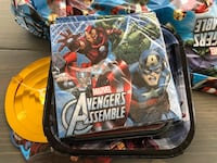 Marvel Avengers Assemble-themed backpack Calgary, T2V 1P9
