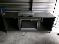 TV stand with fire place Erlanger, 41018