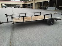 black and brown utility trailer Simpsonville, 29681