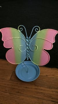 NEW!!! Claire's Butterfly Earring &  jewelry holder Cleveland, 44111
