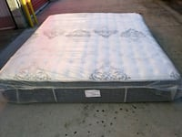 eastern king pillowtop mattress Anaheim, 92806