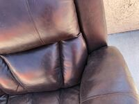 Leather couch  Reno, 89506