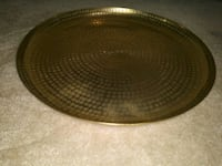Gold Metal Tray Mooresville, 28117