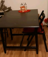 Dining table and 2 chairs Coquitlam, V3J 2R9