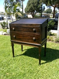 Antique Standing Desk 2263 mi
