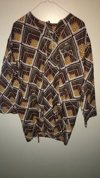 Tribal wear ( Igbo African) 2pcs large authentic Mississauga, L4Y 2A6