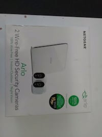 NETGEAR ARLO SECURITY CAMERAS Aurora, 80010