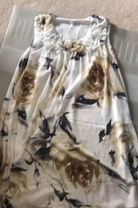 Summer dress with lining-L Burnaby, V5H 1Z9
