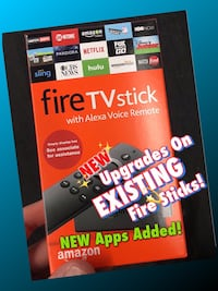 Upgrades FOR EXISTING Fire sticks (New Apps Added) Baltimore