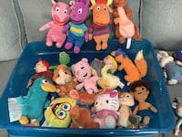 """ALL 25 Stuffies 6""""-8"""" for $5 Port Orange, 32127"""
