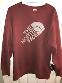 The North Face Men's Large Crew Neck Logo Sweater Charlotte, 28210