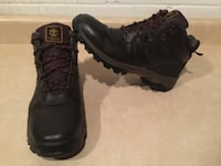 Boys Size 6 Timberland TimberDry Waterproof Hiking Boots London