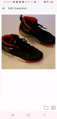 Jordan Jumpman shoes size 5.5 youths  Murfreesboro, 37127