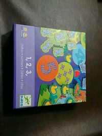 Learn to Count Board Game Ashburn, 20148