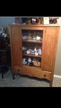 Antique china cabinet price firm