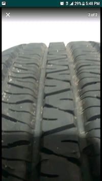 1 New Tire Goodyear 235/60R16 Herndon