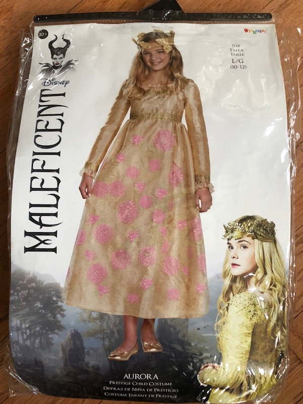 Princess Aurora Halloween Costume From Maleficent
