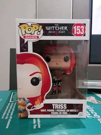 Funko Pop TRISS WITCHER   Atripalda, 83042