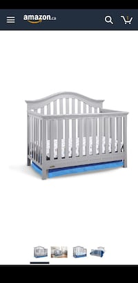 Unopened never used Graco Bryson convertible crib Whitby, L1M 2N4