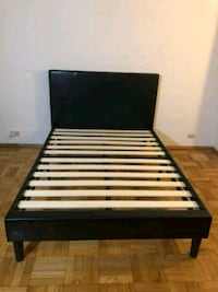 NEW Full Size Faux Leather Platform Bed Frame  Brooklyn, 11217