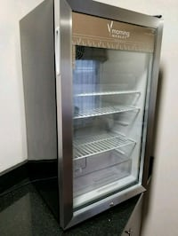 gray and black commercial refrigerator 40 mi