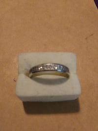 Sterling Silver Band Dumfries, 22026