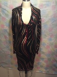 Sequinned dress Ontario, M3L 1S1