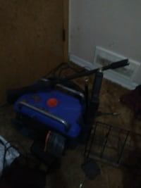 Coleman electric pressure washer