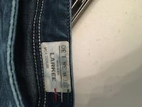 Diesel Larkee Barely Used Jeans Size 38x30 Gaithersburg