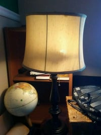 brown and white table lamp Tulsa, 74115