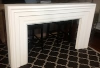 White Fireplace Mantel (or paint it whatever colour you desire) TORONTO