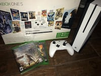 Xbox one S 1TB. Barely used. Black ops 4 and assassins creed  Ontario, 91762