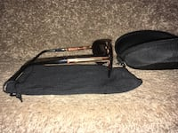 black and gray framed sunglasses Lawrenceville, 30043