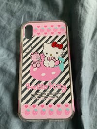 iPhone XR Hello Kitty Case  Port Coquitlam, V3C