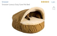 """Brand New"" Snoozer, Luxury Lg Pet Bed Bakersfield, 93309"